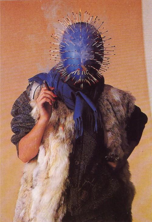 Toru Kogure , Takashi Tanabe , 'New Face' editorial for Fashion News, early 80s