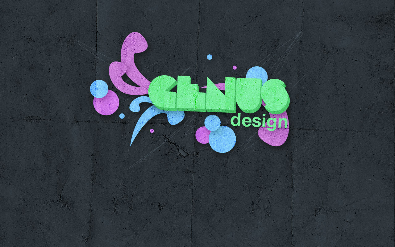 Genus-Retro-Logo