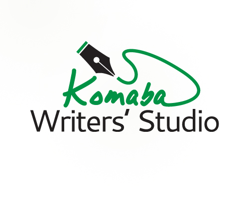 Komaba Writers Studio Logo #1