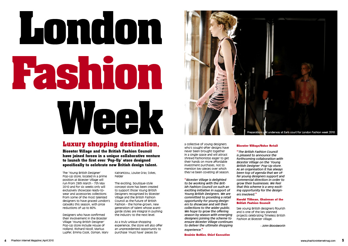 Fashion on the couch best fashion design school for Designs magazine