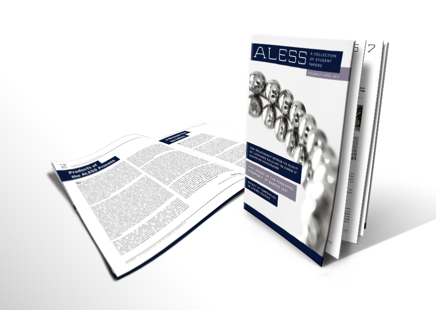 AlESS A Collection of Student Papers V02