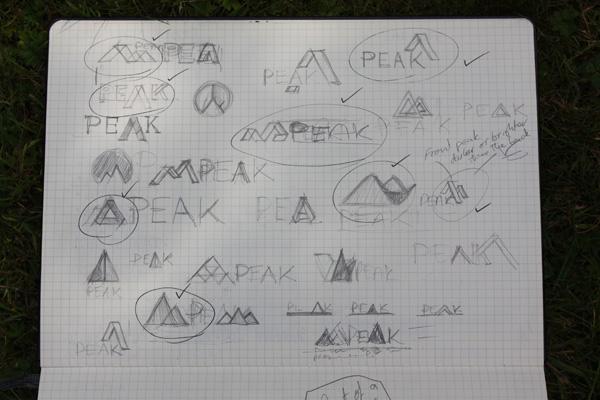 PEAK Sketch Ideas